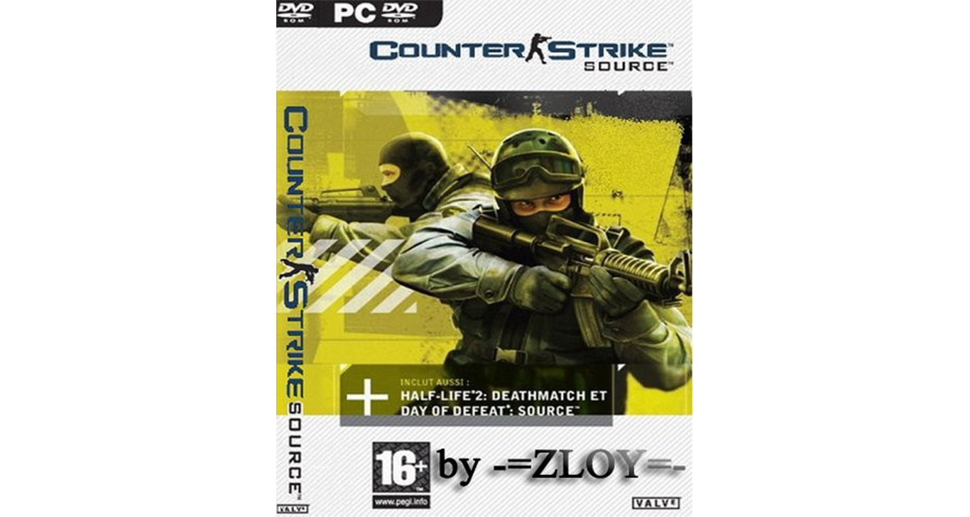 Counter-Strike: Source (NoSteam) + автообновление