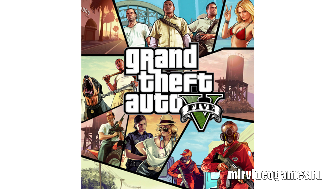 GTA 5 / Grand Theft Auto V [v 1.0.1180.1] (2015) PC | RePack от xatab