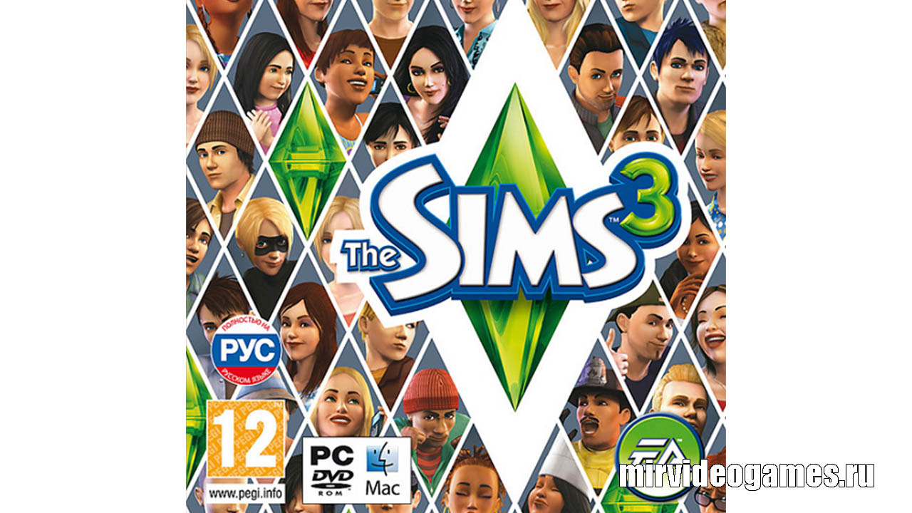 The Sims 3: The Complete Collection [v 1.67.2.024017] (2009-2013) PC | RePack от xatab