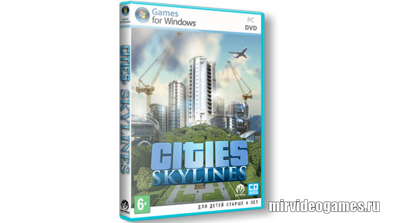 Cities: Skylines - Deluxe Edition [v 1.10.1-f3 + DLC's] (2015) PC | RePack от xatab