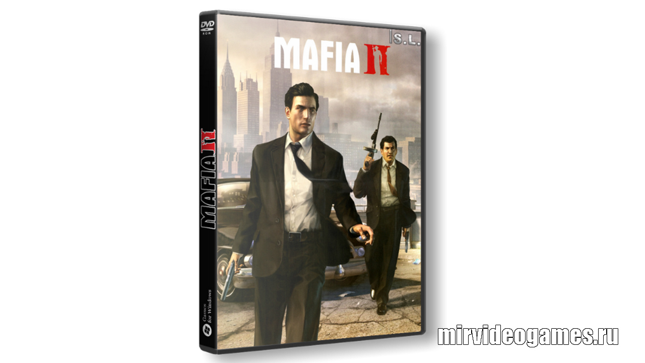 Мафия 2 / Mafia II: Digital Deluxe Edition [v.1.0.0.1] (2011) PC | RePack by SeregA-Lus