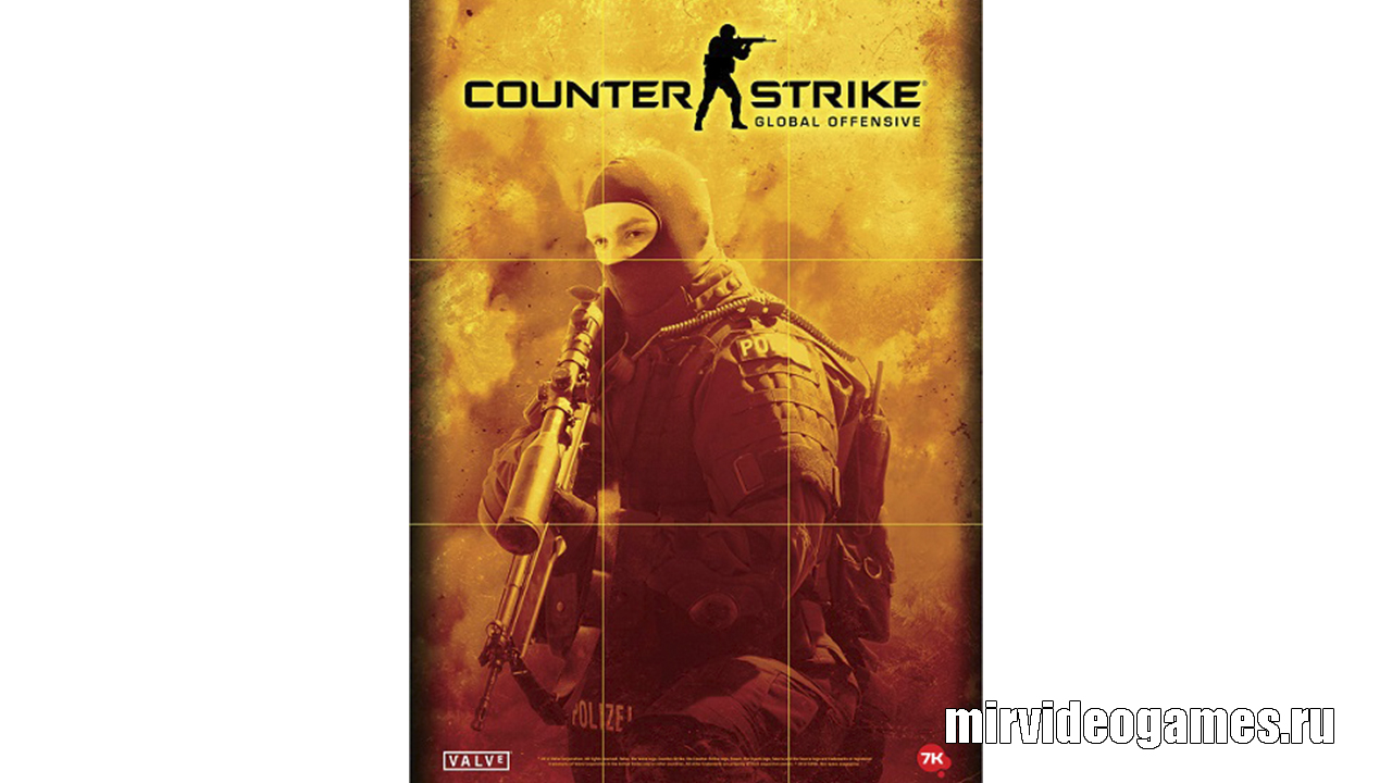 Counter-Strike: Global Offensive (NoSteam) + автообновление