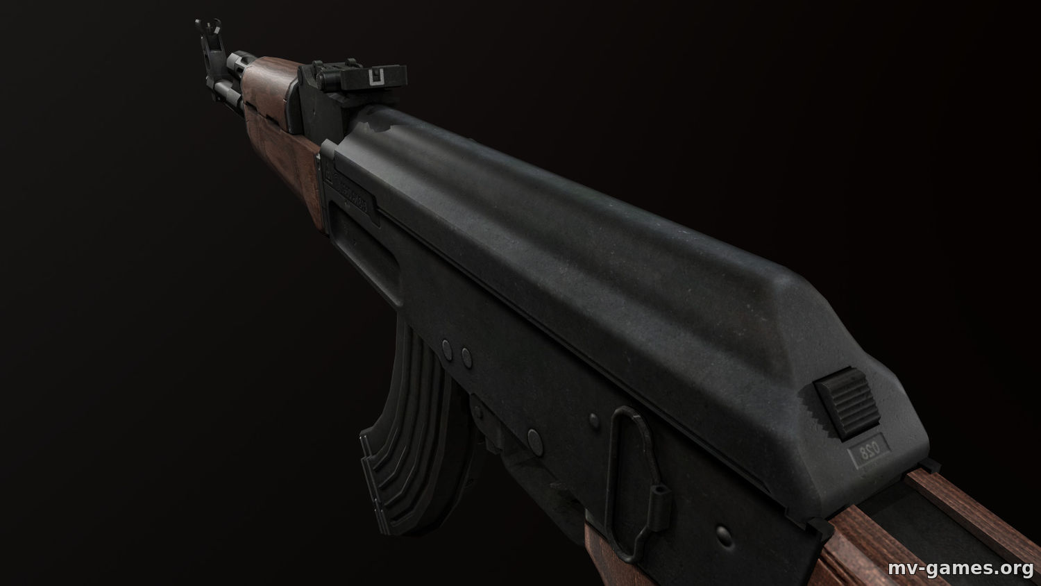 AK47 Animations для Counter-Strike Source
