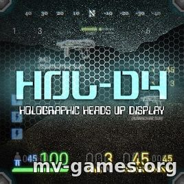 Мод H0L-D4: Holographic Heads Up Display для Garry's Mod