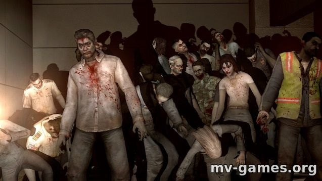 Мод Left 4 Dead Common Infected SNPCs для Garry's Mod