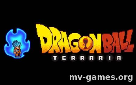 Мод Dragon Ball для Terraria