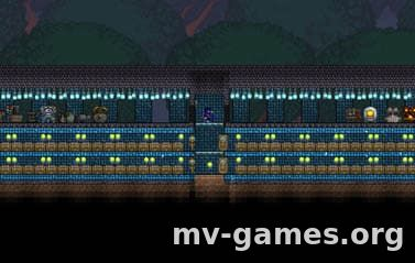 Карта MTEN ultimate Map v4 для Terraria