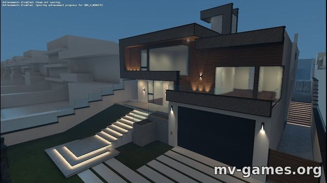 Карта gm_modernhouse_beta для Garry's Mod