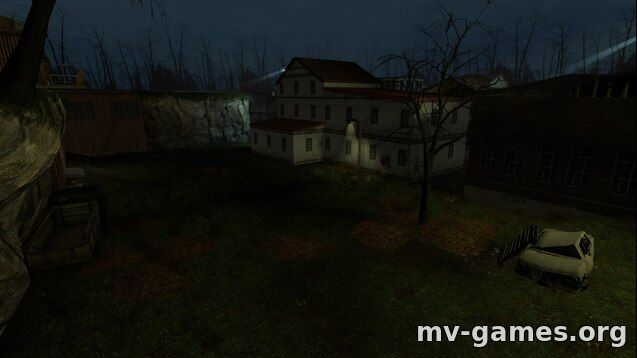 Карта gm_nightlie для Garry's Mod