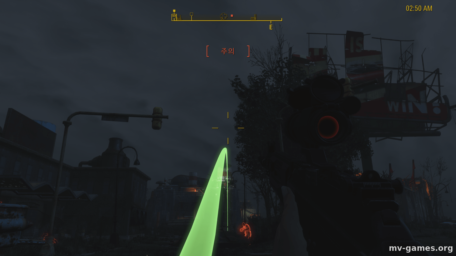 Мод Easy Grenade для Fallout 4
