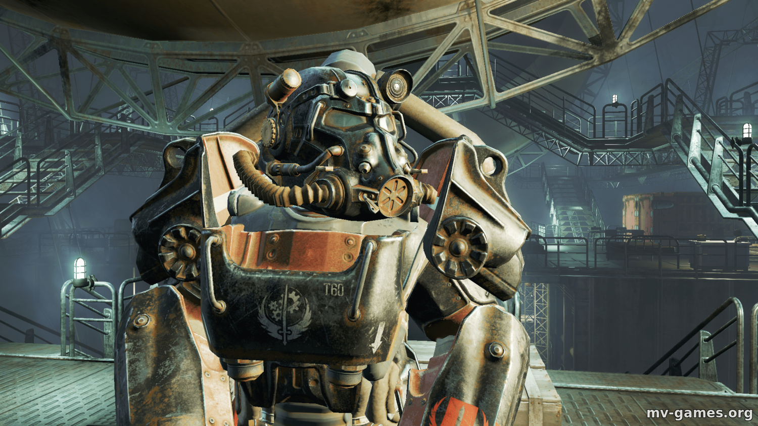 Мод Power Armor and Armor Defensive Improvements для Fallout 4