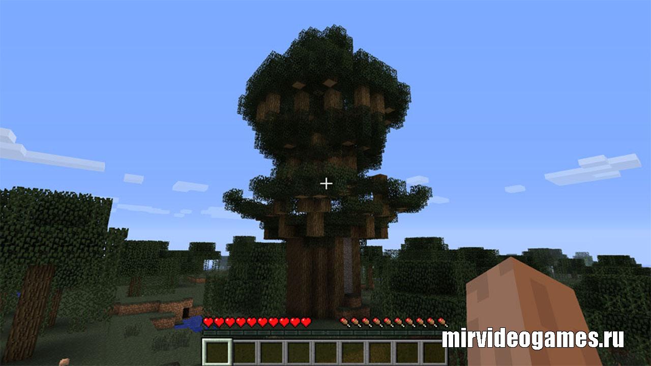 Мод ruins для майнкрафт 1 11 2