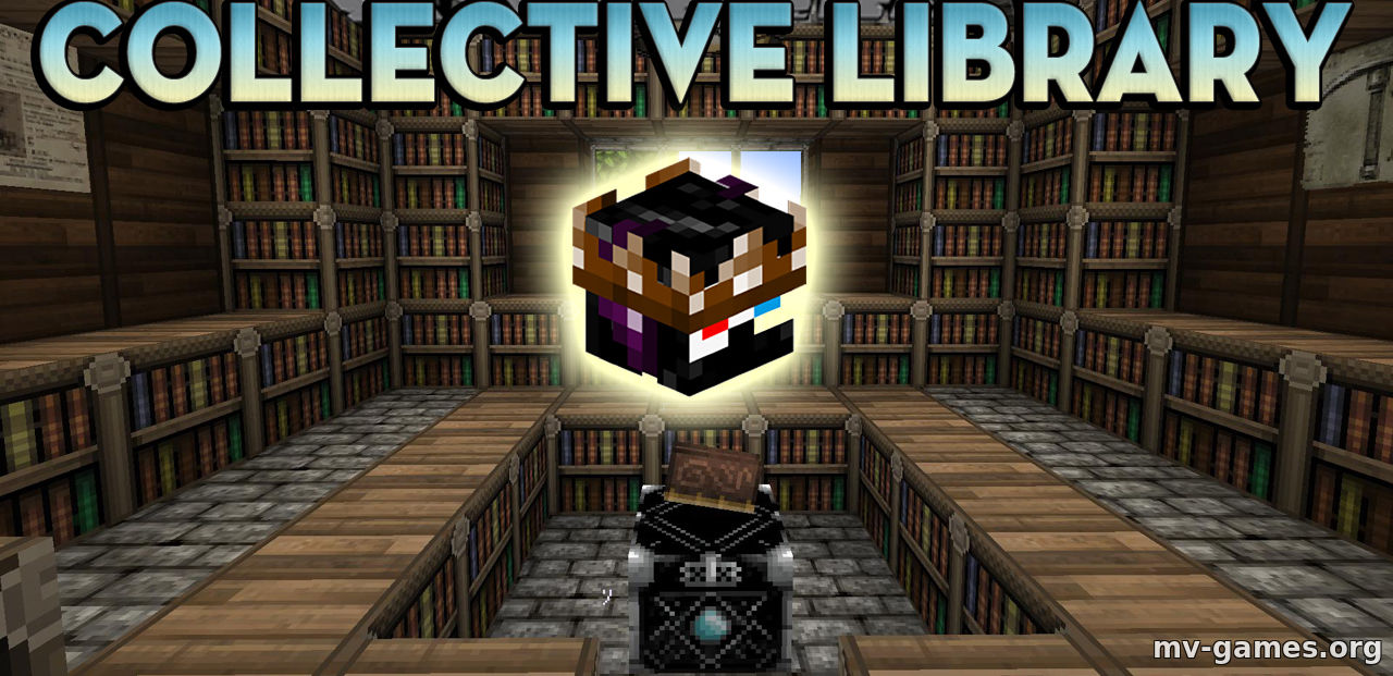 Мод Collective Library для Minecraft 1.16.2