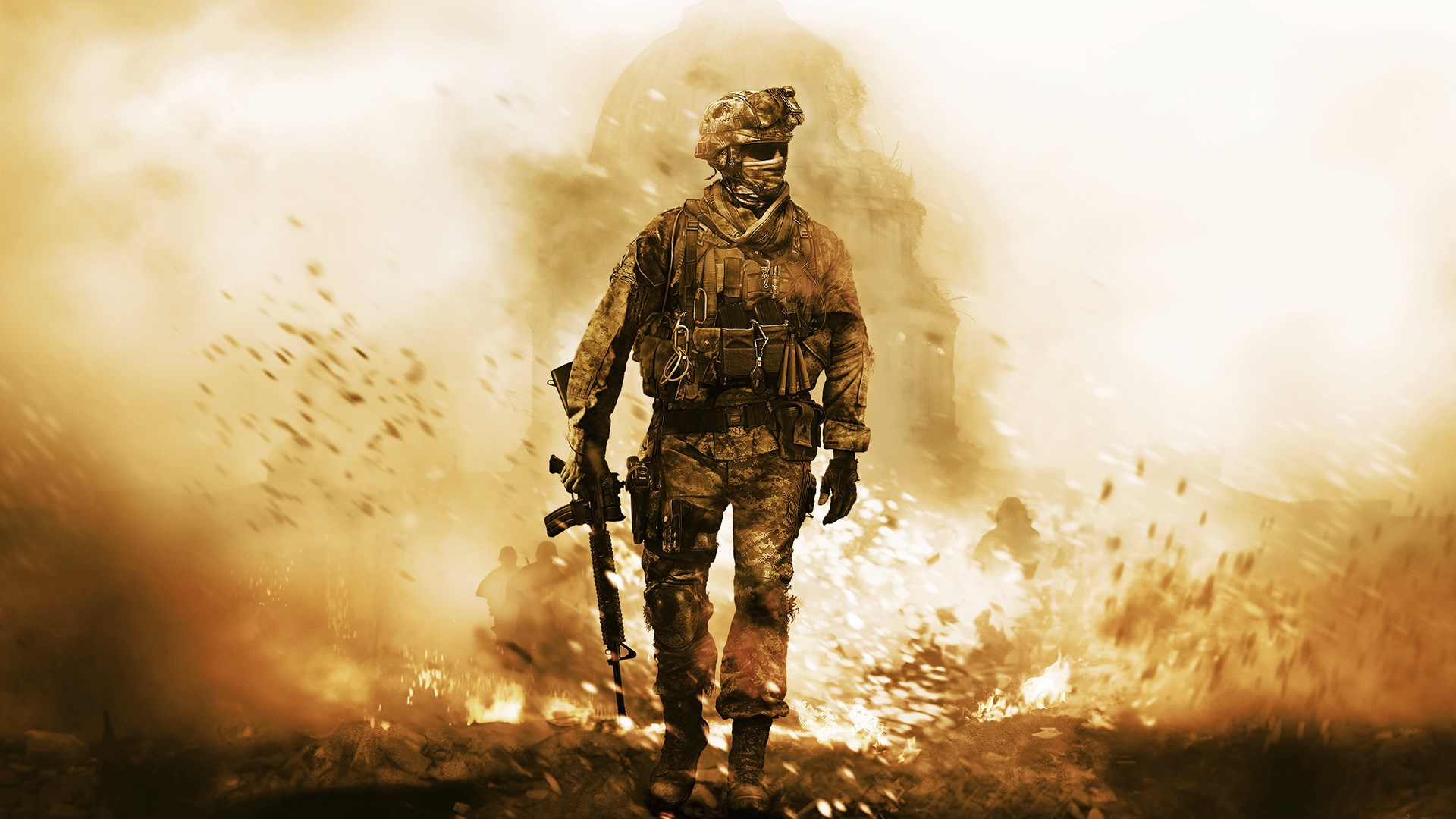 Call of Duty • Modern Warfare 2 • Activision